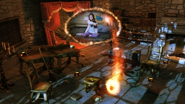 Book of Spells - Le livre des Sorts. JK Rowlings, Sony PS3